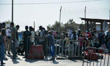 Λέσβος : Πάνω από 1.200 μετανάστες εγκαταστάθηκαν στο Καρά Τεπέ