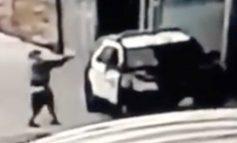 Σε κρίσιμη κατάσταση οι δύο αστυνομικοί που έπεσαν θύματα ενέδρας στο Λος Άντζελες. VIDEO