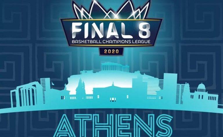Final 8 Basketball Champions League. Οι τελευταίες εξελίξεις.