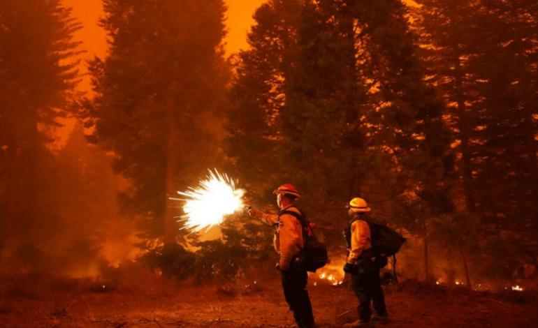 ΗΠΑ: Σε κατάσταση έκτακτης ανάγκης 5 κομητείες λόγω των δασικών πυρκαγιών στην Καλιφόρνια