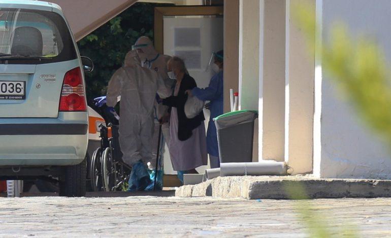 Σε καραντίνα δέκα ημερών το γηροκομείο στο Μαρούσι