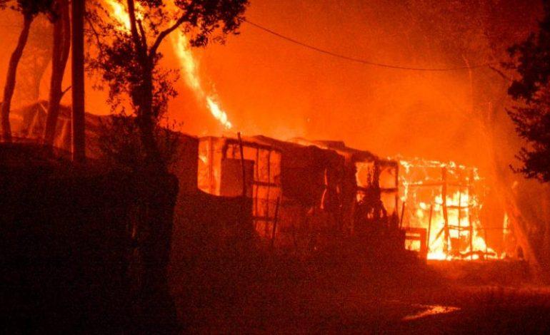 Έκαψαν τη Μόρια για να μην γίνει κλειστό κέντρο – Τι δείχνουν οι έρευνες της ΕΛ.ΑΣ.