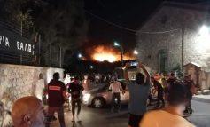 Το Facebook μιλάει: Εμπρηστική καθοδήγηση πριν από την πύρινη κόλαση στη Μόρια