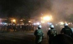 Χάος την Παρασκευή το βράδυ στην πλατεία Ορεστιάδας