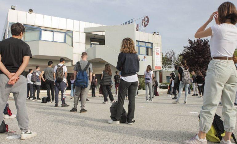 Σύψας: Δεν θα αποφύγουμε τα κρούσματα κορονοϊού στα σχολεία