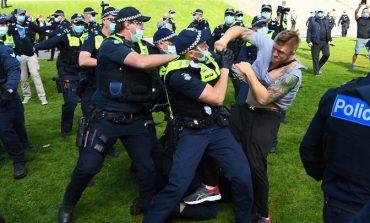 Διαδηλώσεις κατά του lockdown στη Μελβούρνη και το Σίδνεϊ