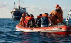 Επιχείρηση διάσωσης 151 μεταναστών και προσφύγων β/α της Αμοργού
