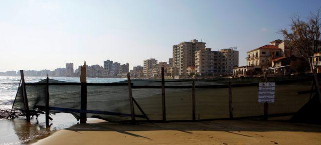 Αμμόχωστος: Καταδικάζουν ΕΕ, Κύπρος – Ντροπή για τη δημοκρατία, λέει ο Ακιντζί
