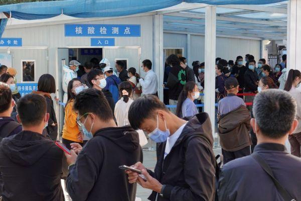 Κίνα : Εκατομμύρια τεστ μετά από 137 ασυμπτωματικά κρούσματα κοροναϊού