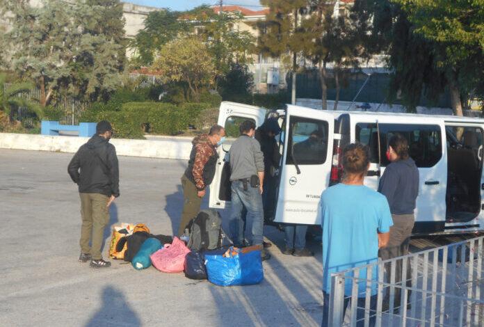 ΜΚΟ στη Λέσβο με όπλα και ναρκωτικά