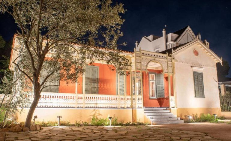 Τελετή αποκαταστάσεως Οικίας Παύλου Μελά από το Υπουργείο Εθνικής Άμυνας (13/10/2020)