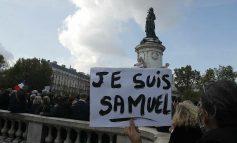Γαλλία: Χιλιάδες πολίτες αποτίουν φόρο τιμής στην μνήμη του Σαμουέλ Πατί σε ολόκληρη τη χώρα