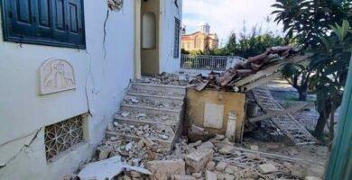 Σεισμός στη Σάμο: Στους 19 οι τραυματίες