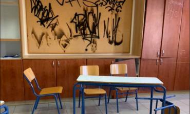 ΚΗΦΙΣΙΑ : μήνυση καταθέτει ο Δήμος για τους βανδαλισμούς στο 3ο ΓΕΛ