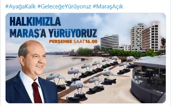 Σήμερα η φιέστα Ερντογάν στην Αμμόχωστο – Προκαλεί μέσω βίντεο ο εκλεκτός του