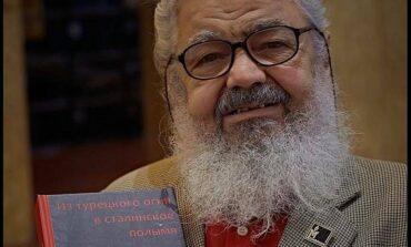 «Από τον Πόντο στην Κόλαση του Στάλιν», αφηγείται ο 86χρονος συγγραφέας Αλέξανδρος Διονυσιάδης