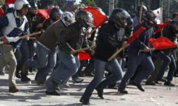 """Ομοφωνία (πλην """"ΔΗΜΙΟΥΡΓΙΑΣ"""") στο Περιφερειακό Συμβούλιο Αττικής: Επιδοκιμάζουμε τη βία, αρκεί να την ασκεί η αριστερά!"""