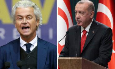 Έξαλλος ο Ερντογάν με τον Γκέερτ Βίλντερς – Η γελοιογραφία που έφερε τη μήνυση