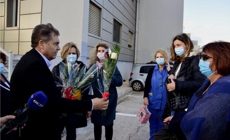 Άλλοι 23 νοσηλευτές από όλη την Ελλάδα μεταβαίνουν στη Θεσσαλονίκη