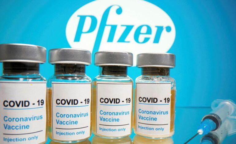 Άλμα άνω των 800 μονάδων ο Dow Jones με όχημα τις θετικές εξελίξεις από το μέτωπο των εμβολίων
