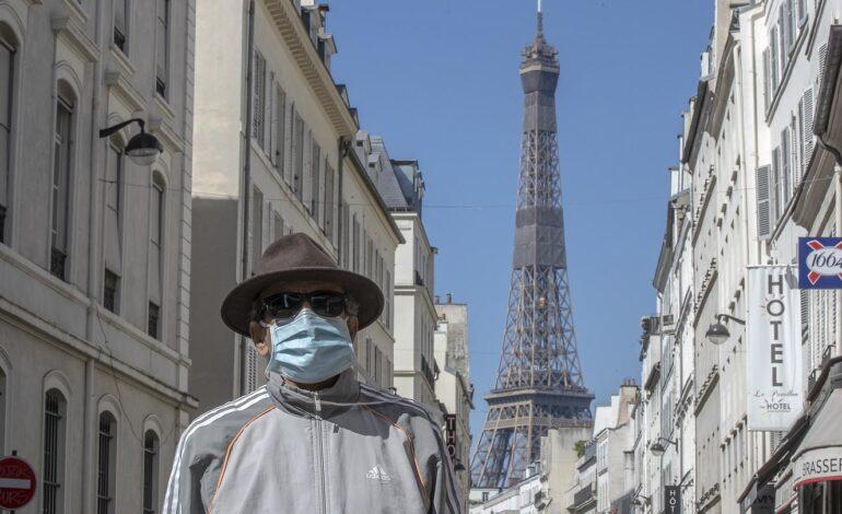 Γαλλία: Ξεπέρασαν τους 40.000 οι θάνατοι λόγω κορονοϊού