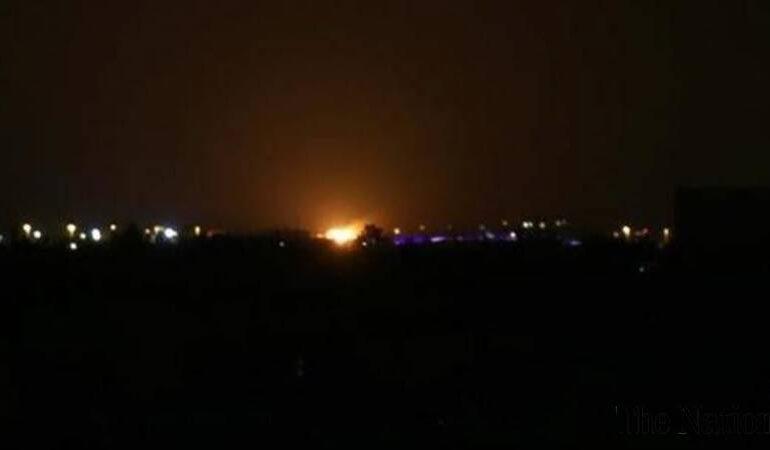 Ιράκ: Eπίθεση με ρουκέτες στη Βαγδάτη με στόχο κυρίως την πρεσβεία των ΗΠΑ