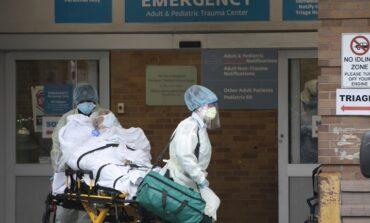 ΗΠΑ-Covid-19: 201.961 κρούσματα και περισσότεροι από 1.500 νεκροί σε 24 ώρες