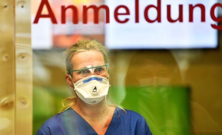 Γερμανία: Ξεπέρασαν τους 16.000 οι θάνατοι – Πάνω από 1,04 εκατ. κρούσματα κορωνοϊού