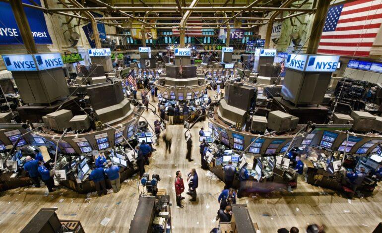 Εβδομαδιαία κέρδη άνω του 2% στη Wall – Νέα ρεκόρ για Nasdaq και S&P 500