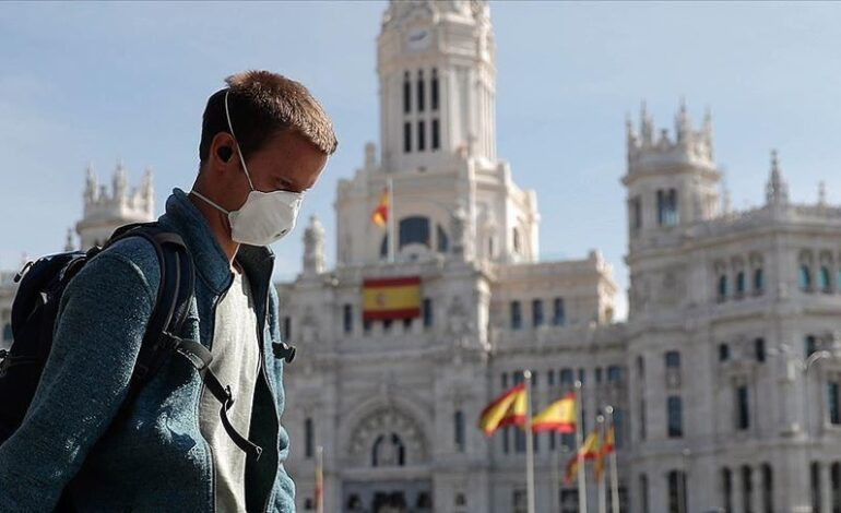Ισπανία: Στα 38.273 τα νέα κρούσματα κορωνοϊού από την Παρασκευή