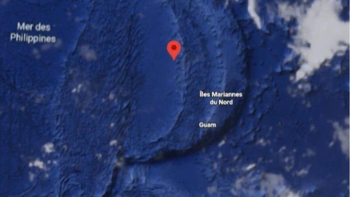 Κινεζικό υποβρύχιο σκάφος στα βαθύτερα νερά του πλανήτη