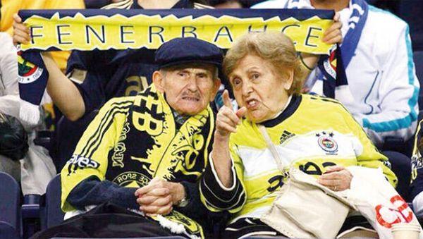 Φενέρμπαχτσε: Η συγκινητική ιστορία του ζευγαριού που πέθανε αλλά «επέστρεψε» στο γήπεδό της