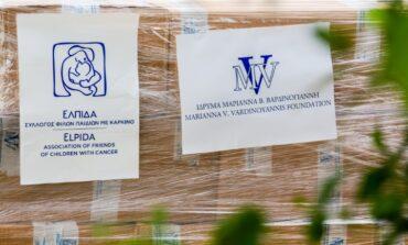 500 πακέτα αγάπης από το Σωματείο «Ελπίδα» στον Δήμο Κηφισιάς