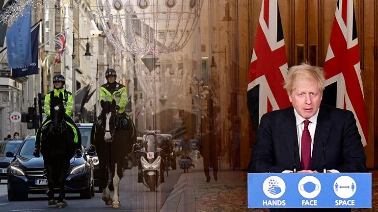 Σε νέο lockdown το Λονδίνο