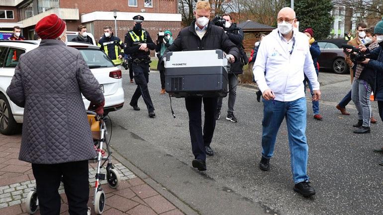 Γερμανία: Ξεπέρασαν τις 30.000 οι νεκροί λόγω COVID-19