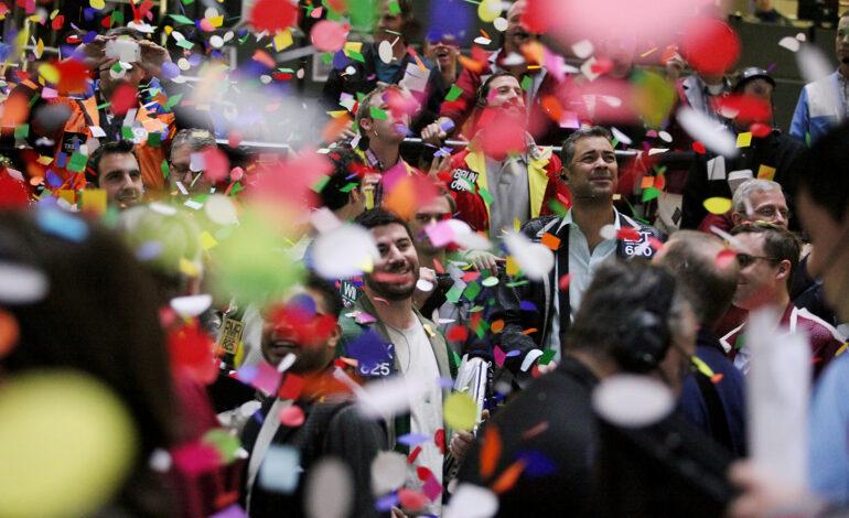 Νέο ρεκόρ ο Nasdaq, υποχώρησαν Dow Jones και S&P
