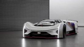 Ford P1: Από την εικονική πραγματικότητα στην πράξη (pics & vid)