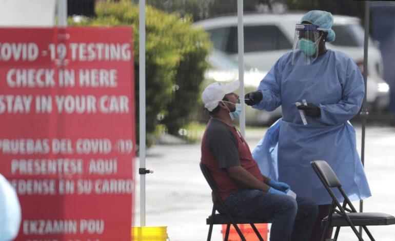 ΗΠΑ-Covid-19: Περισσότεροι από 2.900 θάνατοι και πάνω από 210.000 κρούσματα σε 24 ώρες