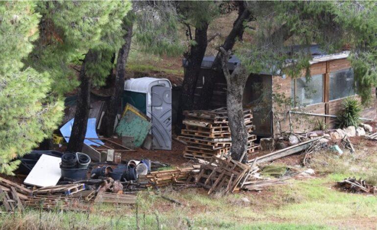 Δεν έχουμε ευθύνη για την εγκατάλειψη στο δάσος Κεφαλαρίου, λέει ο δήμος – Δείχνει το δασαρχείο