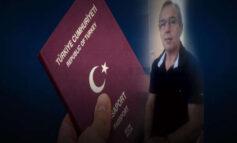 Η Άγκυρα του έδωσε διπλωματικό διαβατήριο.