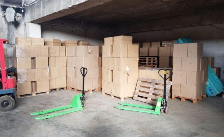 Τεράστιο χτύπημα της ΕΛΑΣ σε παράνομα εργοστάσια καπνού και τσιγάρων: Είχαν από φορτηγά μέχρι και… τυπογραφείο