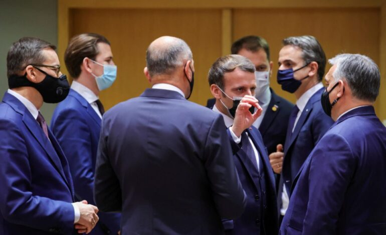 Ασθενής ο Μακρόν… πυρετός στους ηγέτες της Συνόδου Κορυφής – To κορωνοδείπνο του Γάλλου προέδρου που τρομάζει