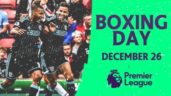 Με «boxing day», αρχίζει ο «Γολγοθάς» στην Αγγλία