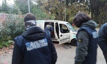 Πανεπιστημιούπολη Ζωγράφου: Έκρυβαν ναρκωτικά σε δέντρα – 5 συλλήψεις από την ΕΛ.ΑΣ. [εικόνες & βίντεο]