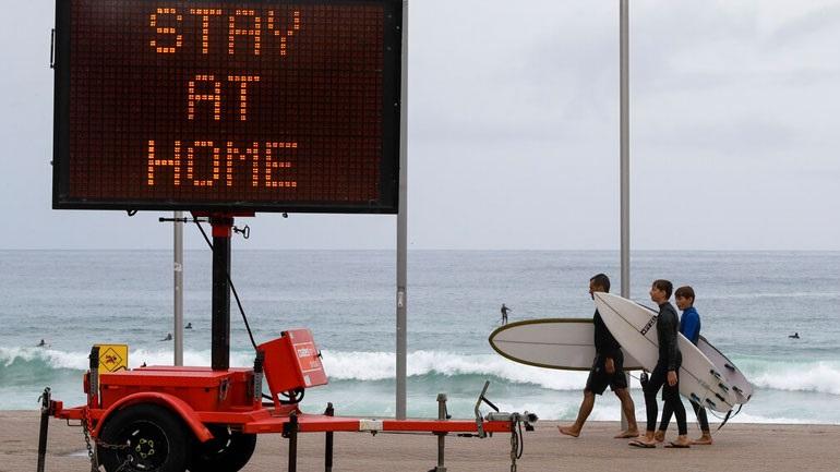 Αυστραλία: Υποχρεωτική χρήση μάσκας στη Νέα Νότια Ουαλία και νέοι περιορισμοί στις μετακινήσεις