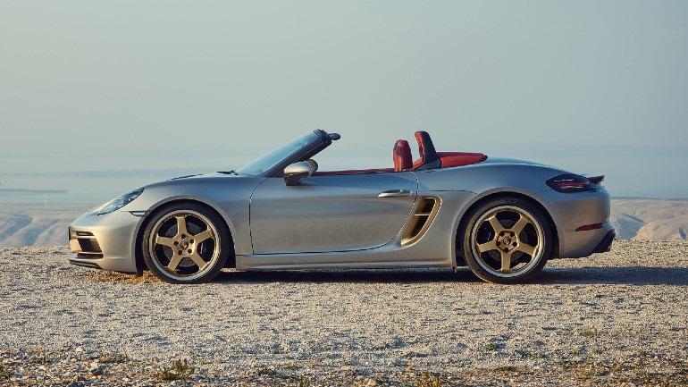 Νέα επετειακή Boxster 25 από την Porsche
