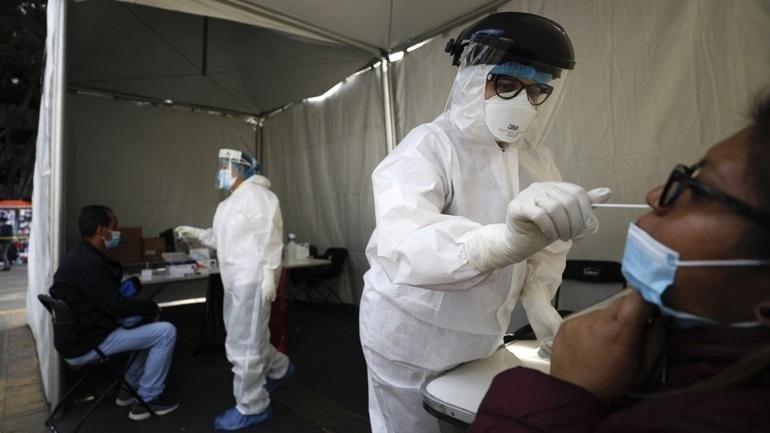 Μεξικό: Ανακοινώθηκαν 1.623 θάνατοι εξαιτίας του COVID-19 σε 24 ώρες