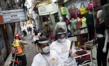 Βραζιλία: 1.283 θάνατοι εξαιτίας του COVID-19 σε μία ημέρα