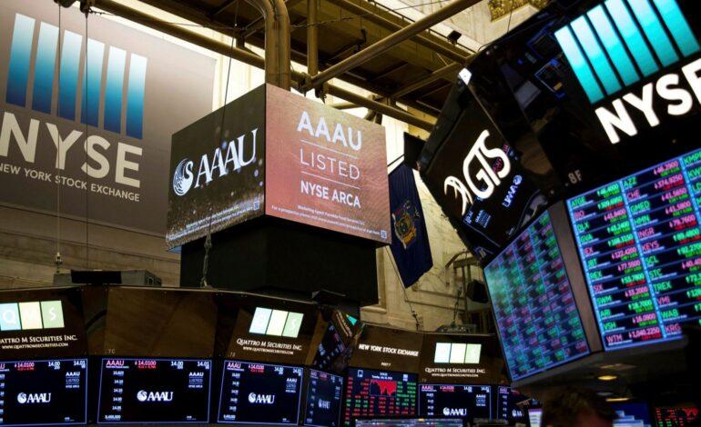Απώλειες στη Wall Street με φόντο το τοξικό κλίμα στην Ουάσινγκτον