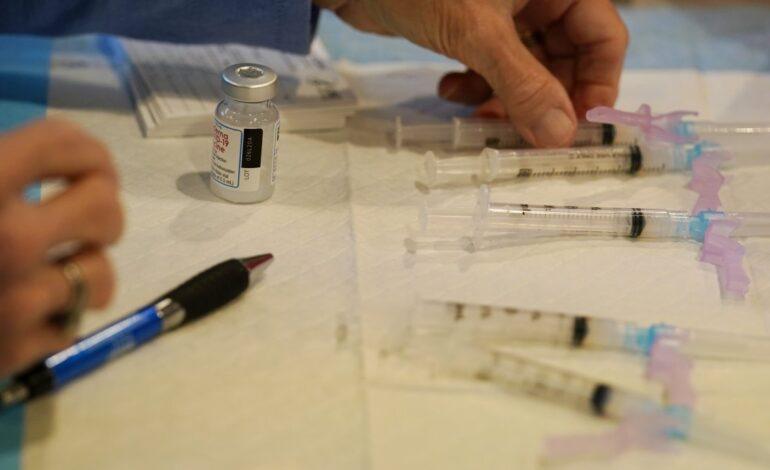 Σε λειτουργία το απόγευμα η πλατφόρμα των ραντεβού εμβολιασμού